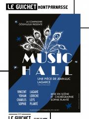 Consulter les détail du spectacle : MUSIC-HALL126147