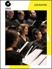 Consulter les détail du spectacle : ACCENTUS - POULENC - BRITTEN - La Seine Musicale127115