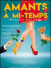 Theatre spectacle : AMANTS A MI-TEMPS - ESPACE CULTUREL BEAUMARCHAIS