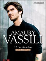 Consulter les détail du spectacle : AMAURY VASSILI - SALLE DESIRE VALLETTE128520