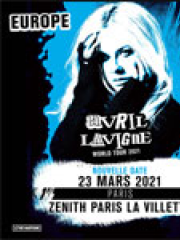 AVRIL LAVIGNE - ZENITH PARIS - LA VILLETTE