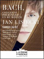 Consulter les détail du spectacle : BACH - CONCERTO POUR PIANO - La Seine Musicale127634