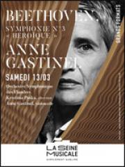 Consulter les détail du spectacle : BEETHOVEN - SYMPHONIE N3 HEROIQUE - La Seine Music127658