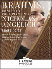 Consulter les détail du spectacle : BRAHMS - CONCERTO POUR PIANO N1 - - La Seine Music127646
