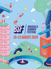 Theatre spectacle : BRUSSELS SUMMER FESTIVAL- DAYTICKET - PLACE DES PA