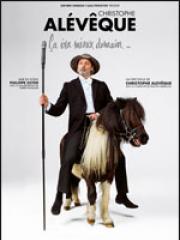 Theatre spectacle : CHRISTOPHE ALEVEQUE - LE SCENACLE