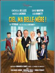 Consulter les détail du spectacle : CIEL MA BELLE-MERE - ESPACE CULTUREL BEAUMARCHAIS128617