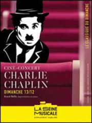 Consulter les détail du spectacle : CINE-CONCERT CHAPLIN - La Seine Musicale127415
