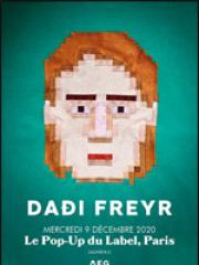 DADI FREYR - POPUP!