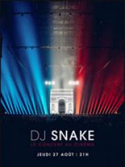 Consulter les détail du spectacle : DJ SNAKE - MULTIPLEXE LIBERTE128370