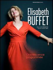 Theatre spectacle : ELISABETH BUFFET - THEATRE A L'OUEST