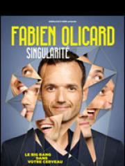 Theatre spectacle : FABIEN OLICARD - THEATRE DU MARTOLET