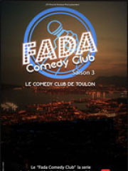 Theatre spectacle : FADA COMEDY CLUB - THEATRE DAUDET