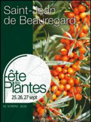 Theatre spectacle : FETE DES PLANTES D'AUTOMNE - CHATEAU DE ST JEAN DE