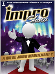 Theatre spectacle : IMPRO SHOW - THEATRE D'AIX