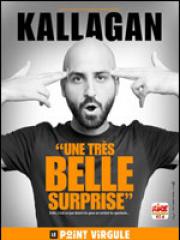 Theatre spectacle : KALLAGAN - THEATRE POINT-VIRGULE