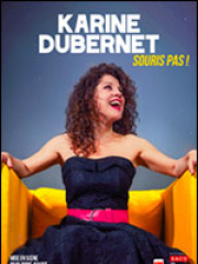Theatre spectacle : KARINE DUBERNET - THEATRE POINT-VIRGULE