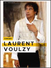 Theatre spectacle : LAURENT VOULZY - EGLISE SAINT LUC