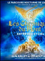 Consulter les détail du spectacle : LES CHRONIQUES DU MONT... - ABBAYE DU MONT-SAINT-M128102