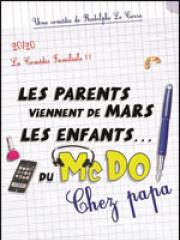 Theatre spectacle : LES PARENTS VIENNENT DE MARS - THEATRE D'AIX