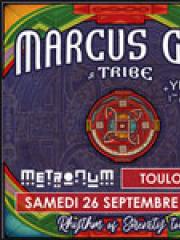 Consulter les détail du spectacle : MARCUS GAD & TRIBE + YELE - LE METRONUM