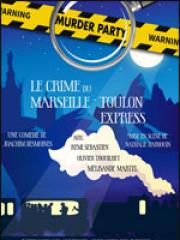 Theatre spectacle : MURDER PARTY - THEATRE D'AIX