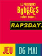Theatre spectacle : RAP2DAYZ#JOUR*2 - JEUDI - LA HALLE AU BLE