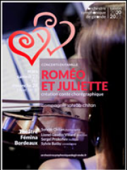 Consulter les détail du spectacle : ROMEO ET JULIETTE - THEATRE FEMINA126441