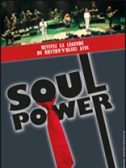 Theatre spectacle : SOUL POWER - THEATRE DE LA VALLEE A BRUNOY