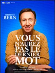 Consulter les détail du spectacle : STEPHANE BERN - MAISON DE LA CULTURE126506