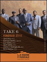 Consulter les détail du spectacle : TAKE 6 - La Seine Musicale127282