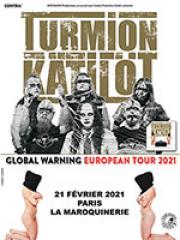 Consulter les détail du spectacle : TURMION KÄTILÖT - LA MAROQUINERIE