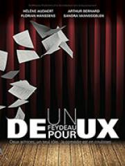 Consulter les détail du spectacle : UN FEYDEAUX POUR DEUX - CENTRE CULTUREL NELSON MAN126481
