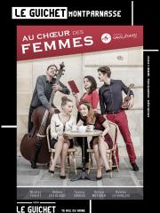Consulter les détail du spectacle : AU CH�UR DES FEMMES