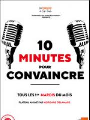 Consulter les détail du spectacle : 10 MINUTES POUR CONVAINCRE - LA CIE DU CAFE-THEATR