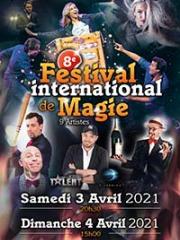 Consulter les détail du spectacle : 8e FESTIVAL INTERNATIONAL DE MAGIE - CASINO BARRIE142310