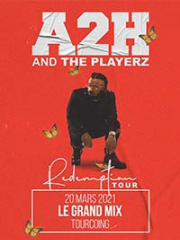 Theatre spectacle : A2H & THE PLAYERZ - 2022-03-18T20:00:00