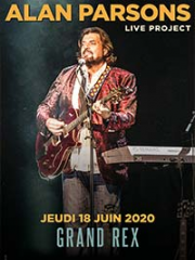 Consulter les détail du spectacle : ALAN PARSONS LIVE PROJECT - LE GRAND REX - PARIS