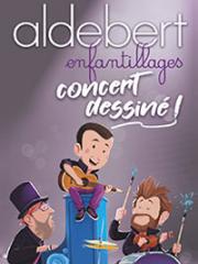 Consulter les détail du spectacle : ALDEBERT - ESPACE MALRAUX - JOUE LES TOURS140698