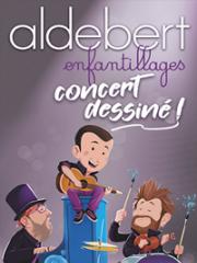 Consulter les détail du spectacle : ALDEBERT - PALAIS DES CONGRES - VITTEL