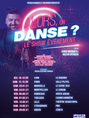 Theatre spectacle : ALORS ON DANSE ? - PALAIS DES CONGRES - STRASBOURG