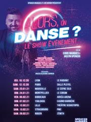 Consulter les détail du spectacle : ALORS ON DANSE ? - ZENITH - ROUEN141215