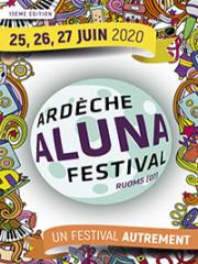 Consulter les détail du spectacle : ARDECHE ALUNA FESTIVAL - PASS 3 JOURS - Ardeche Al