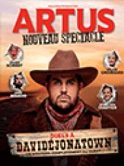 Consulter les détail du spectacle : ARTUS ? DUELS A DAVIDEJONATOWN - LE CORUM - MONTPE145251
