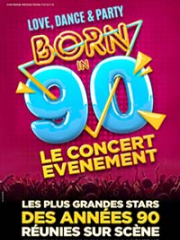 Theatre spectacle : BORN IN 90 - GALAXIE AMNEVILLE - METZ
