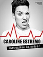 Consulter les détail du spectacle : CAROLINE ESTREMO - L'EUROPEEN - PARIS145118