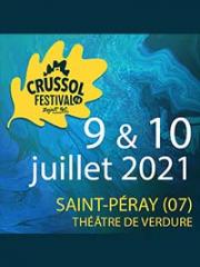 Theatre spectacle : CRUSSOL FESTIVAL 2021 - CHATEAU DE CRUSSOL