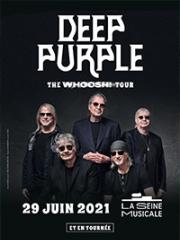 Consulter les détail du spectacle : DEEP PURPLE - LA SEINE MUSICALE - BOULOGNE BILLANC141657