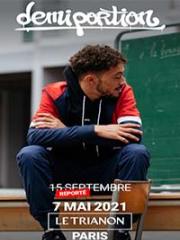 Consulter les détail du spectacle : DEMI PORTION - LE TRIANON - PARIS140678