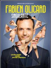 Theatre spectacle : FABIEN OLICARD - BOCAPOLE - ESPACE EUROPE